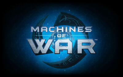 Machines of War Splash