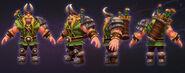 Lost Vikings - Baleog cosplay