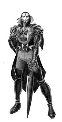 High Majesty Sinister