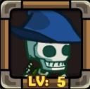 Level 5 BoneShot(Blue)
