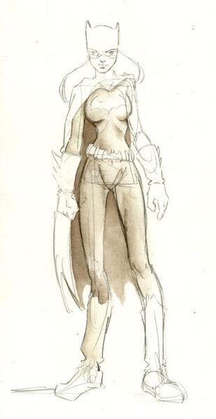 Batgirl by Milkgap