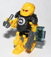 Nathan Evo Minifigure-Invasion from below