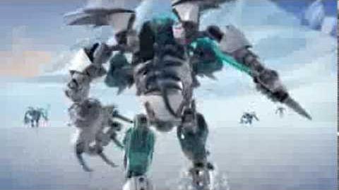 LEGO® Hero Factory Brain Attack - Frost Beast