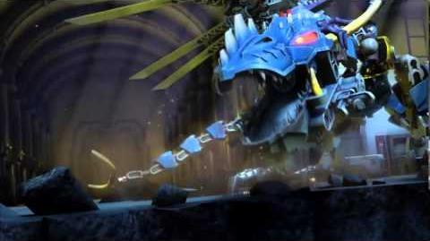 LEGO® Hero Factory Brain Attack - Dragon Bolt
