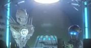 Zib testing fire on armor