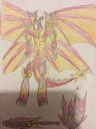 Chaos Demon Shining Dragonoid