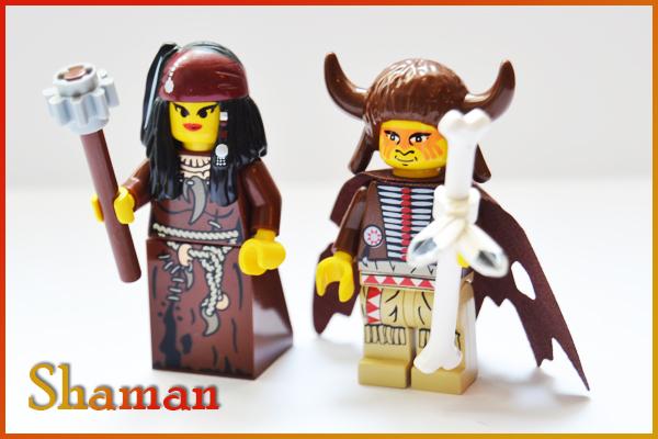 Heroica-shaman