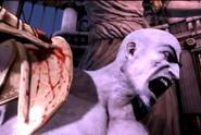 Kratos rage