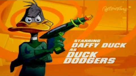 Duck Dodgers intro