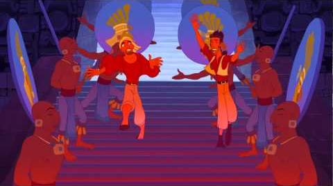 The Road to El Dorado - It's Tough To Be A God HD
