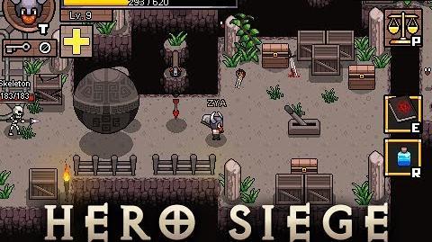 Hero Siege Trailer 2013