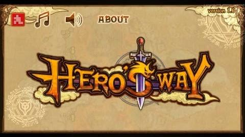 Hero's Way - iPhine Game Preview