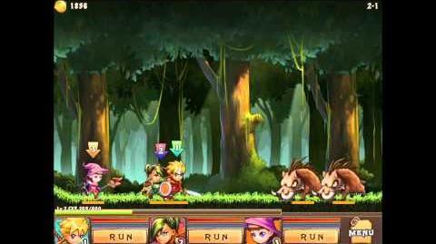 Hero`s Sway HD - iPad 2 - US - HD Gameplay Trailer