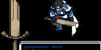 Supernatural Sword