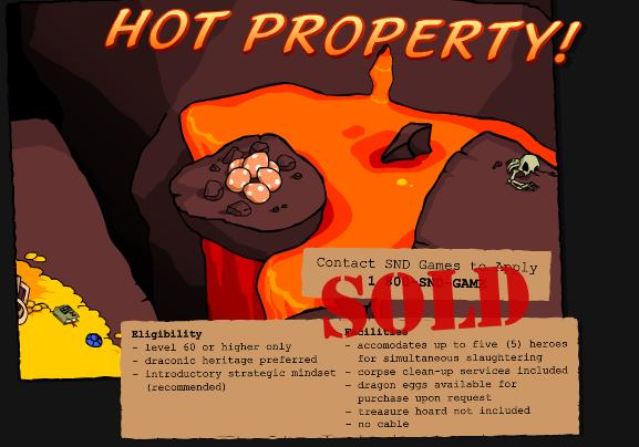 Hot Property screenshot