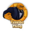 Tuxedo thing