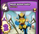Mutant Healing Ability