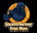 Stealth Armor Iron Man