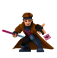 Gambit full body