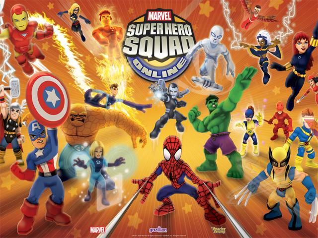 Superherosquadonline