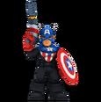Bucky cap full body