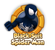 Black suit spider man