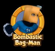 Bombastic Bag-Man