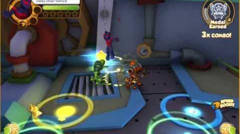 Super Hero Squad Online Spider-Man 2099 Gameplay