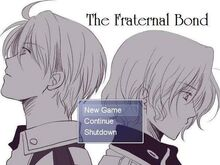 The fraternal bond demo version by kido4ever-d8r5x9b