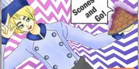Scones and Go
