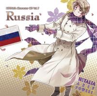 Hetalia Russia CD