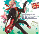 Hetalia: Axis Powers Character CD Vol.4 - UK