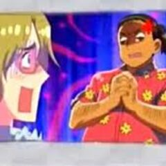 Cuba and Canada in the anime
