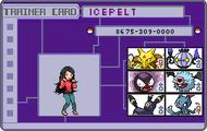 Icepelt Trainer Card