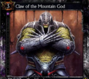 Claw of the Mountain God