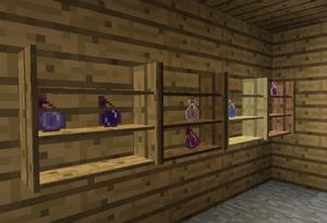 Potion shelf pic