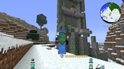 Gilded Diamond Shield-guard