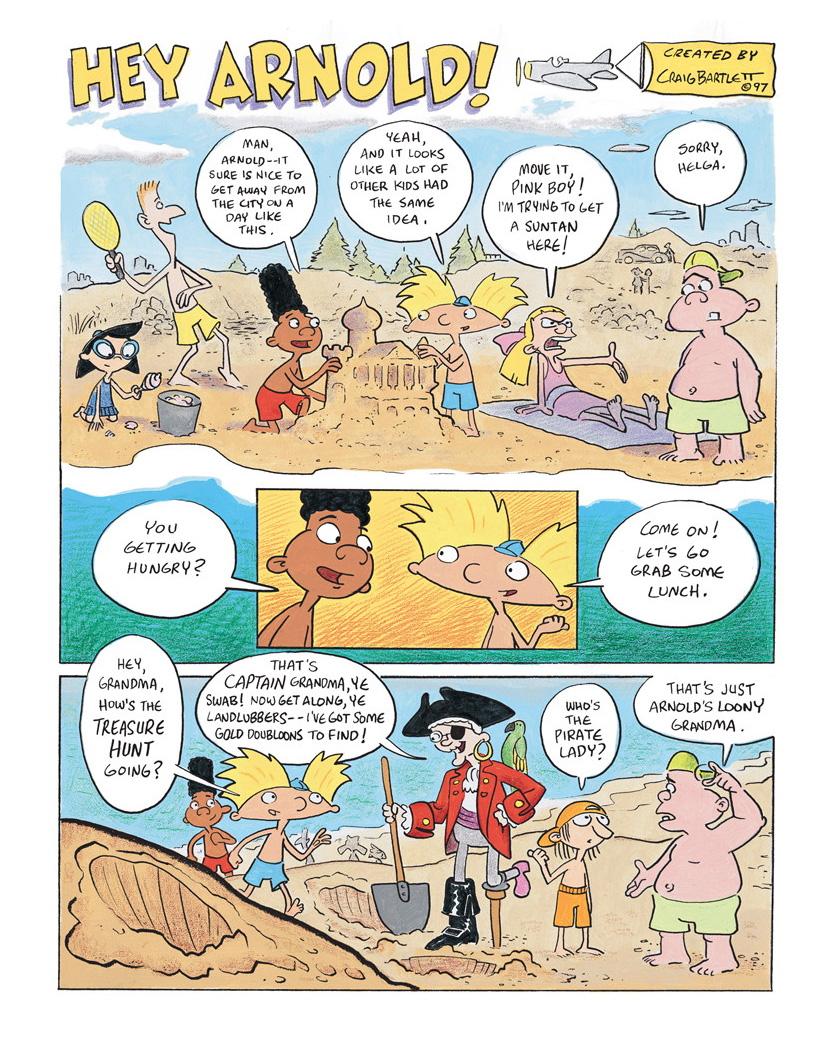 Nick comics 11. Page 1