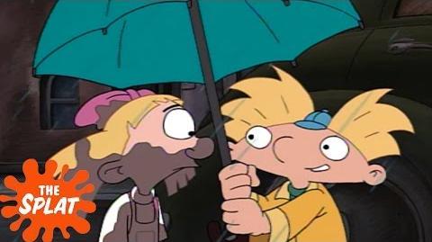 Helga Pataki's Rough Childhood Hey Arnold! The Splat