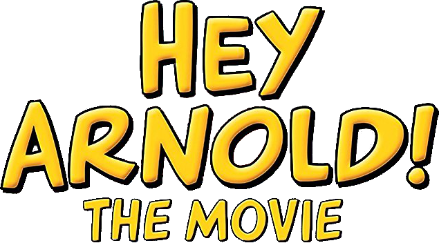 File:Hey Arnold! The Movie logo.png