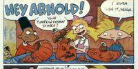 Comics/Helga's Halloween
