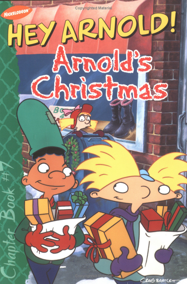 Arnold's Christmas (book) | Hey Arnold Wiki | FANDOM powered by Wikia