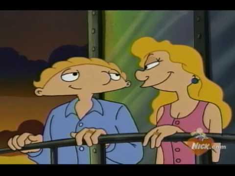 Helga and Arnold | Hey Arnold Wiki | FANDOM powered by Wikia