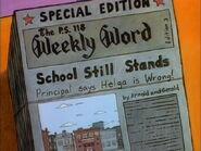 The Big Scoop, School Still Stands