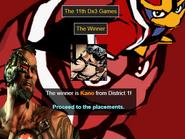 Winrar of First Game - Dedede Games!
