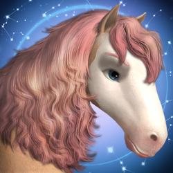 Horse -constellation pisces- pisces a