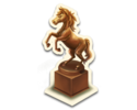 I DecoHorseStatue