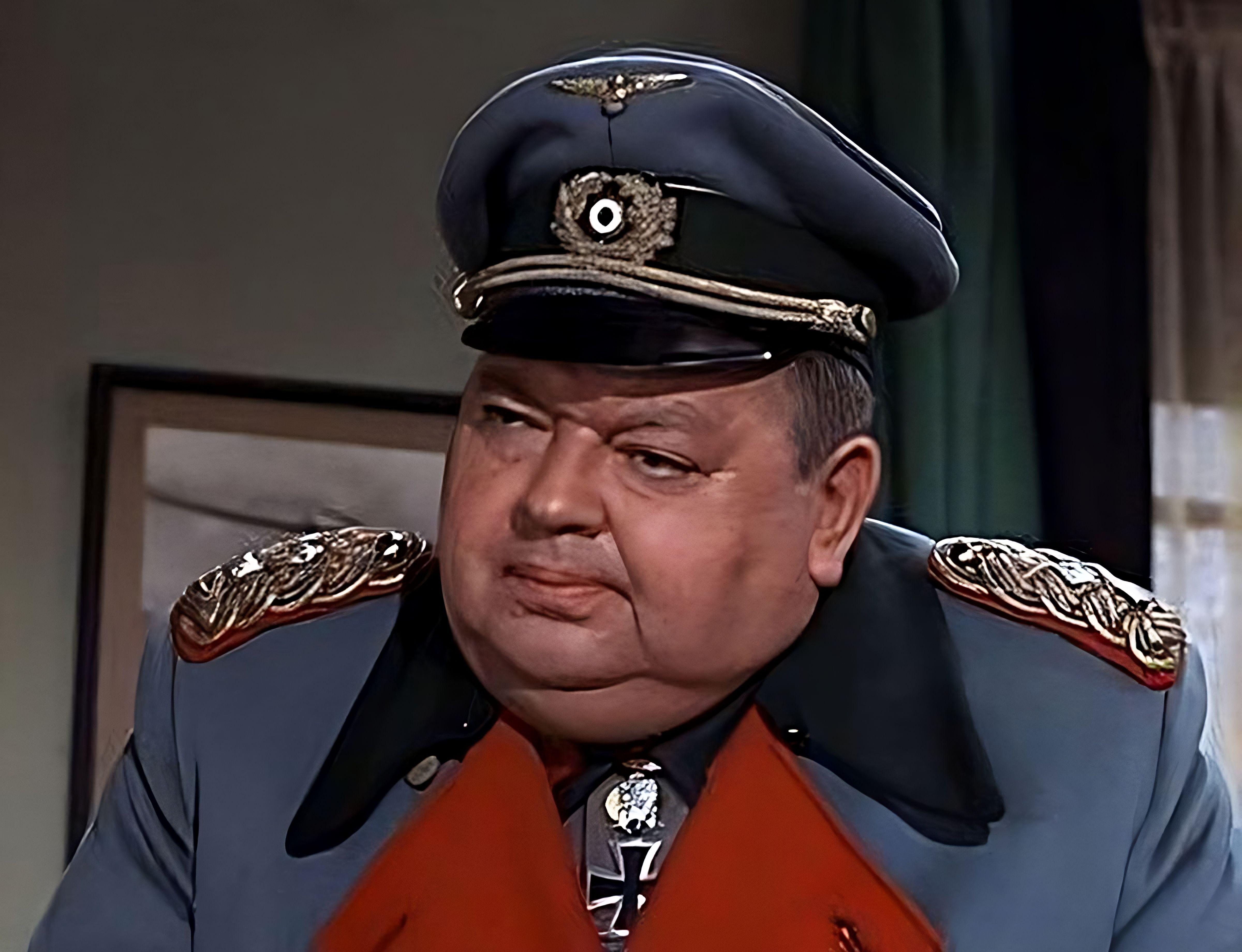 General Burkhalter