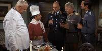 Cuisine à la Stalag 13