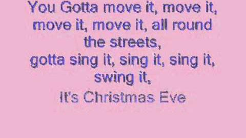 Groovy Christmas Lyrics Sang By Nathan Foley- Hi-5